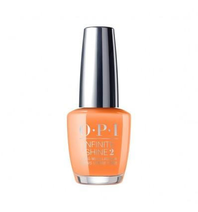 Orange You a Rock Star? - OPI Vernis Infinite Shine