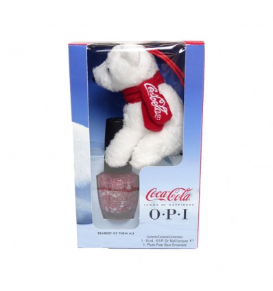 [SERIE LIMITÉE NOEL] Noel by Coca-cola x OPI - Vernis OPI