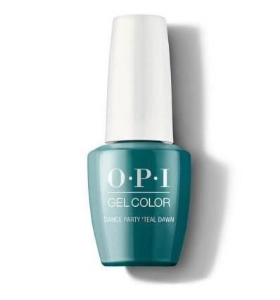 Dance Party 'Teal Dawn - OPI GelColor