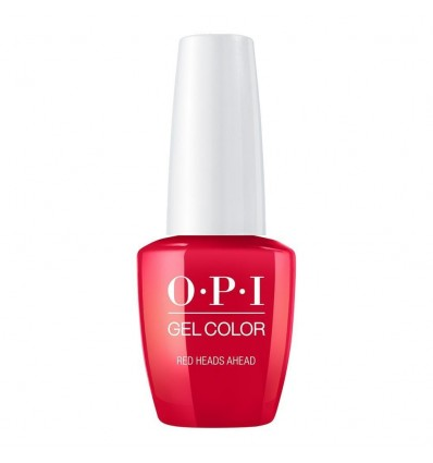 Red Heads Ahead  - OPI GelColor