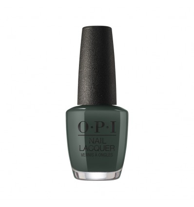 """Things I""""ve Seen in Aber-Green - OPI Vernis à ongles"""