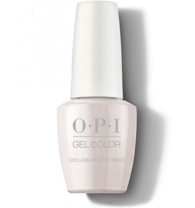 Shellabrate Good Times - OPI GelColor