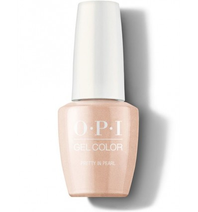 Pretty In Pearl - OPI GelColor