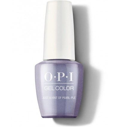 Just A Gint Of Pearl Ple - OPI GelColor